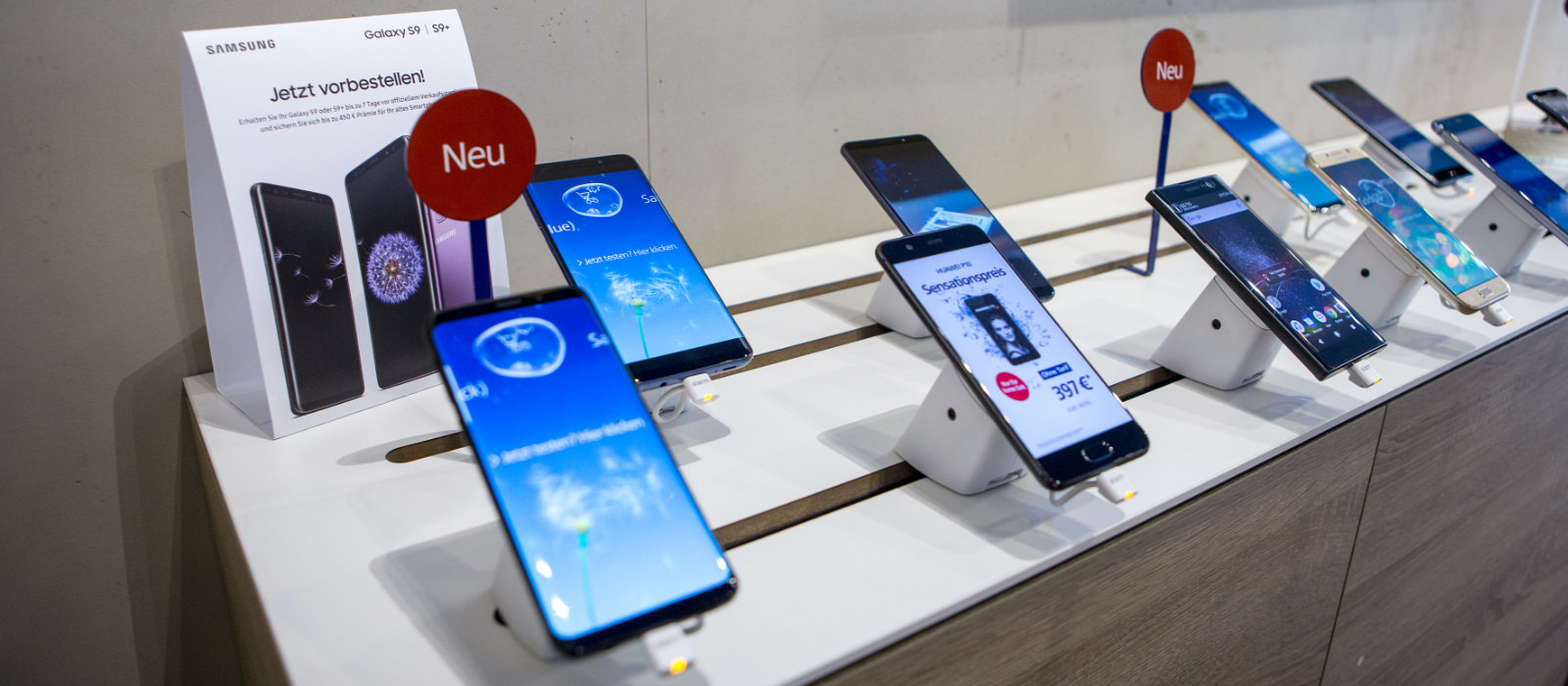 Telefonica o2 Aktion Smartphones