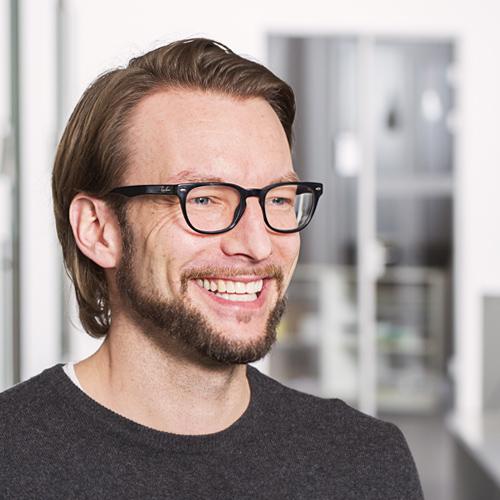 Group Head PR Markus Schaupp