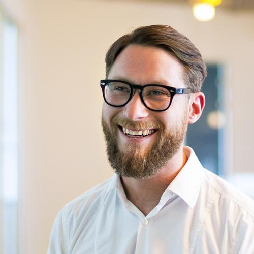 Executive Manager Alex Leuker