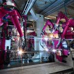 Rittal Roboter Grossschranksystem