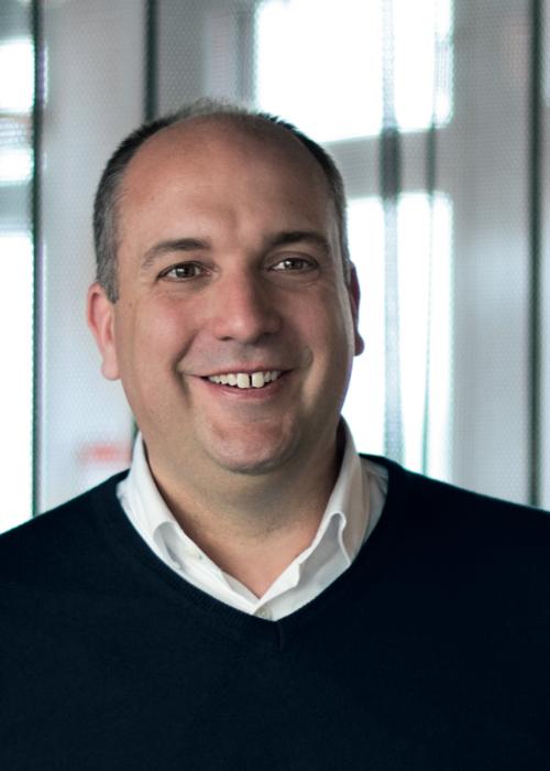 Geschäftsführer Sebastian Wiese