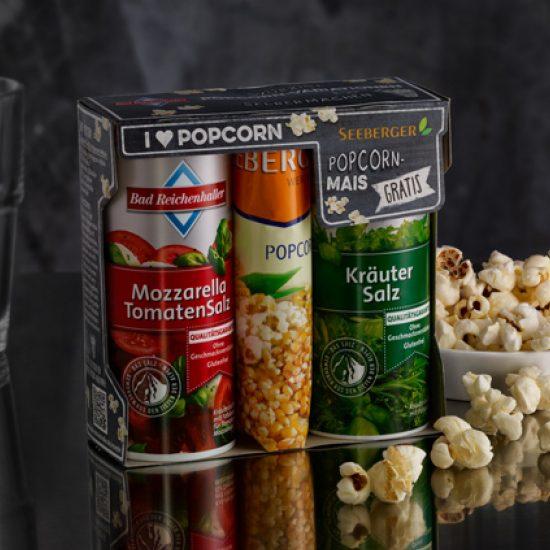 Bad Reichenhaller I love Popcorn Kit