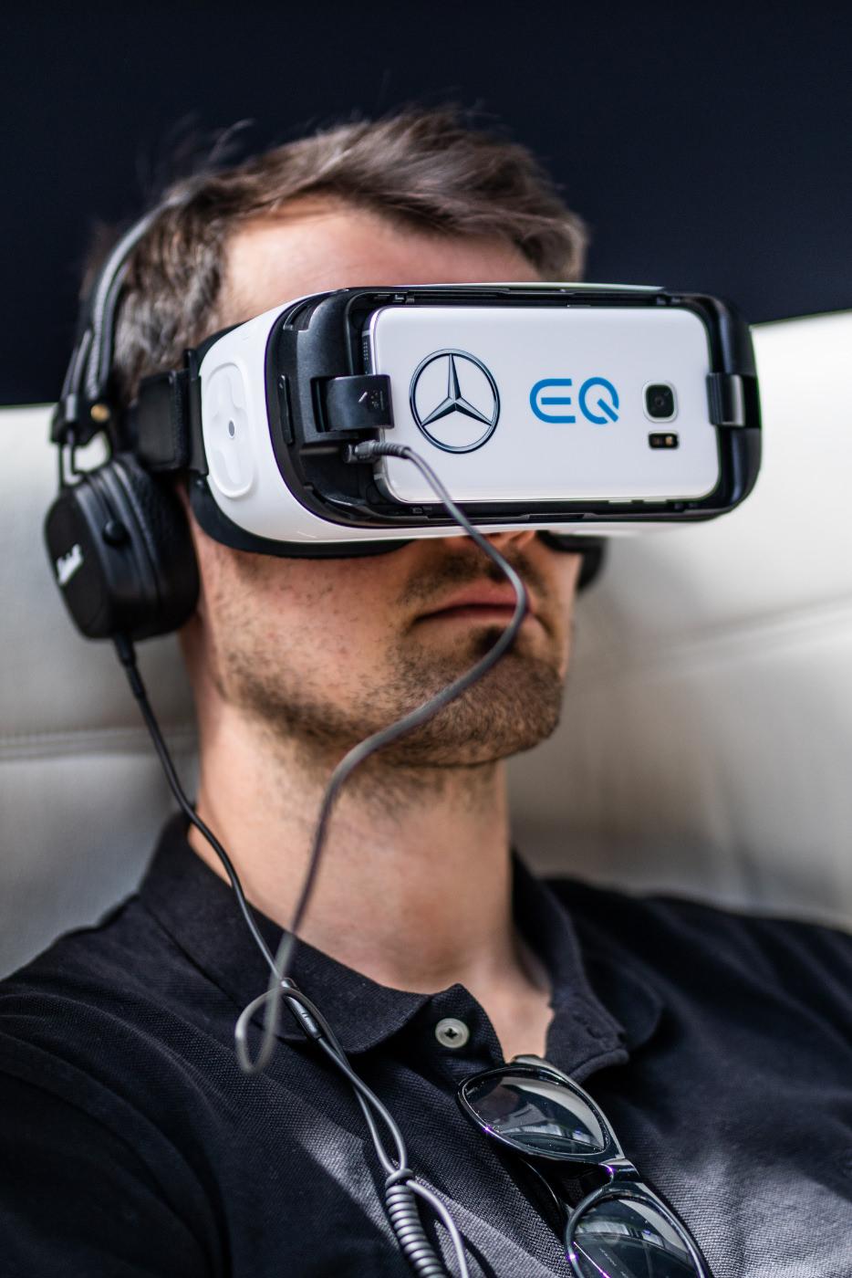 EQ VR-Experience
