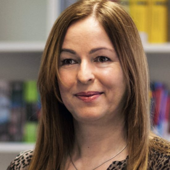 Human Resources Manager Gabriele Zacharias