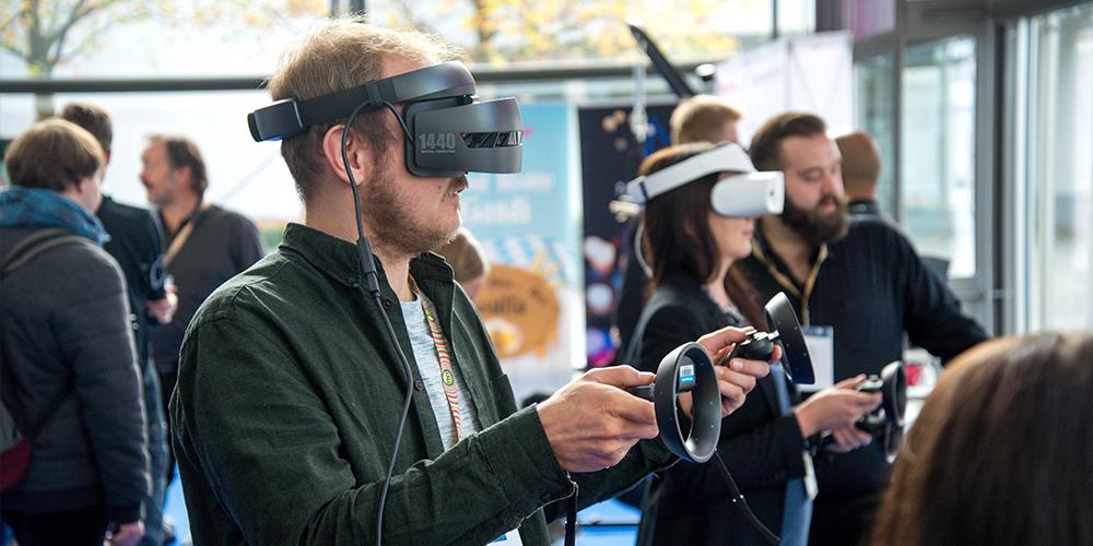 Virtual Reality auf Messen