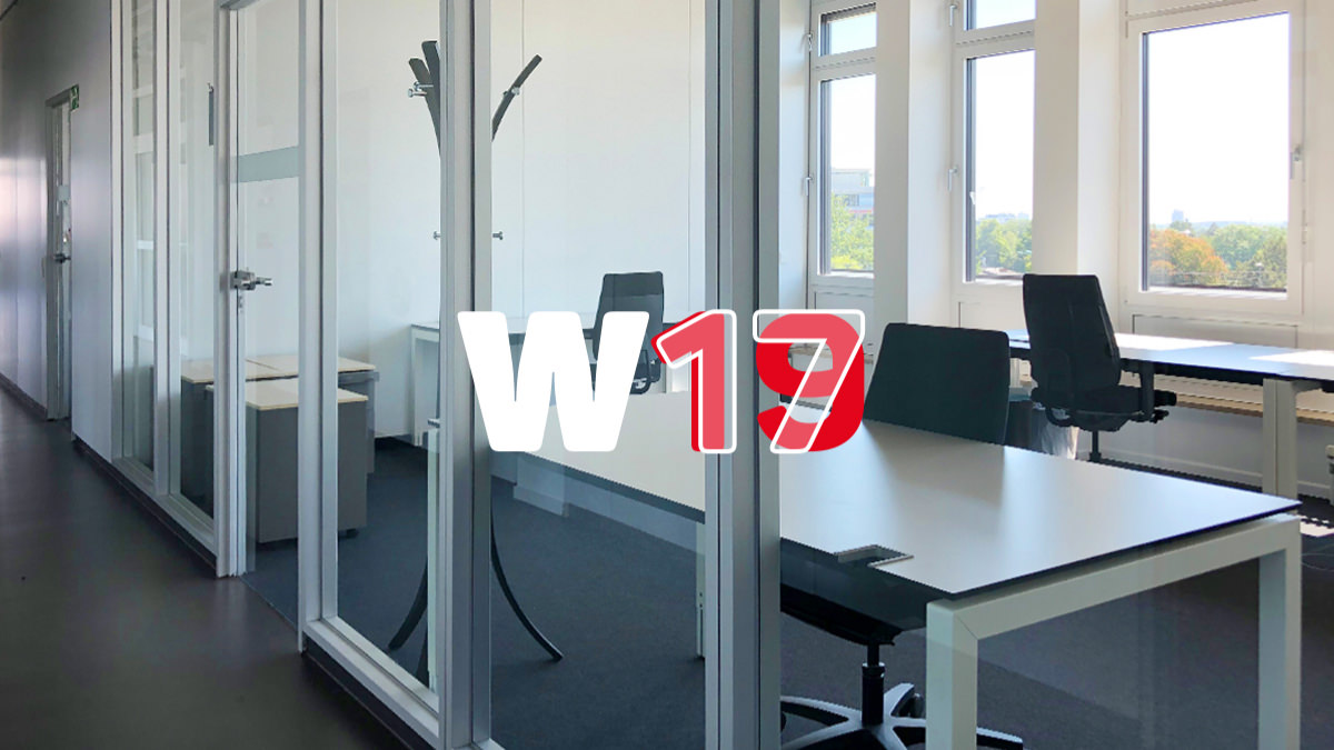 W1719 - Working Spaces in Stuttgart-Vaihingen
